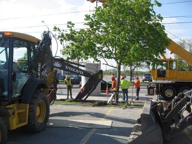 K. G. Reid - Trenching and Construction Services